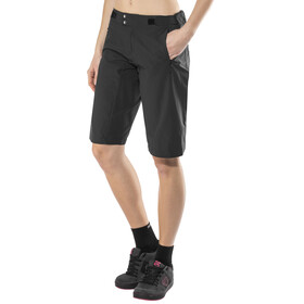 POC Resistance Enduro Light Shorts Women carbon black